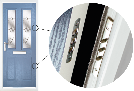 Secure Composite Doors From Truedor