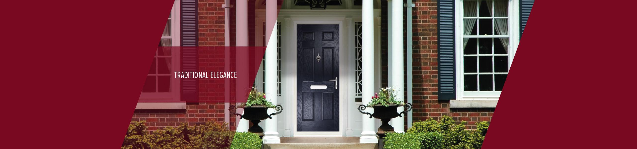 Traditional Composite Doors from Truedor
